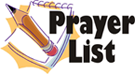 logo -- prayer list
